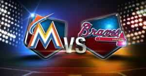 Marlins vs. Braves